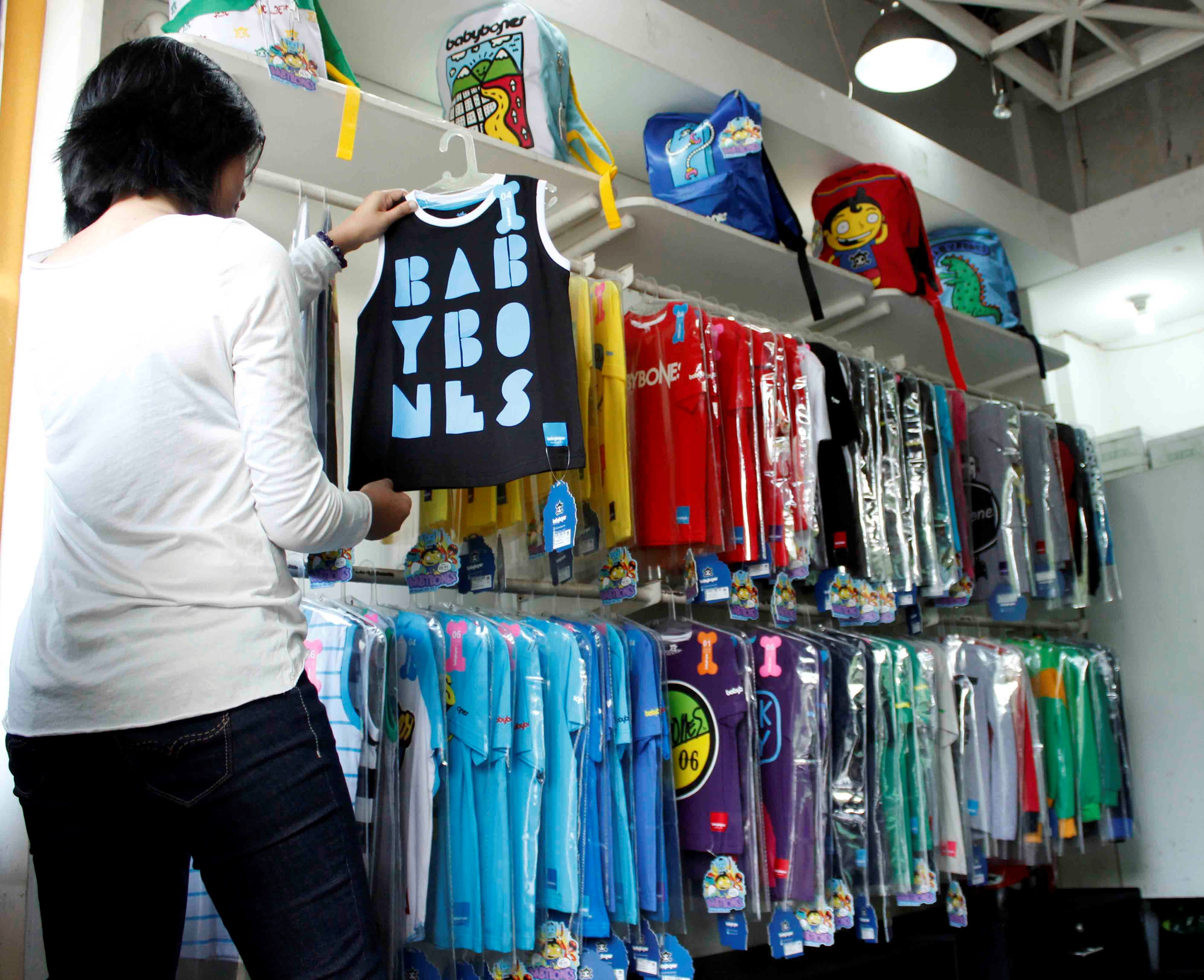Grosir Baju Anak Di Cimahi Bandung yang Terkenal Murah