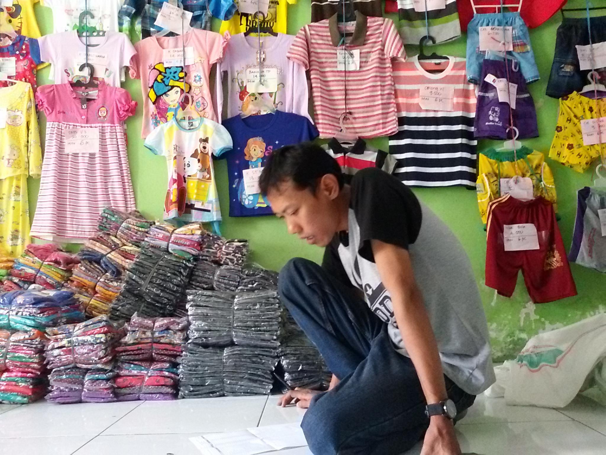 grosir baju murah bandung