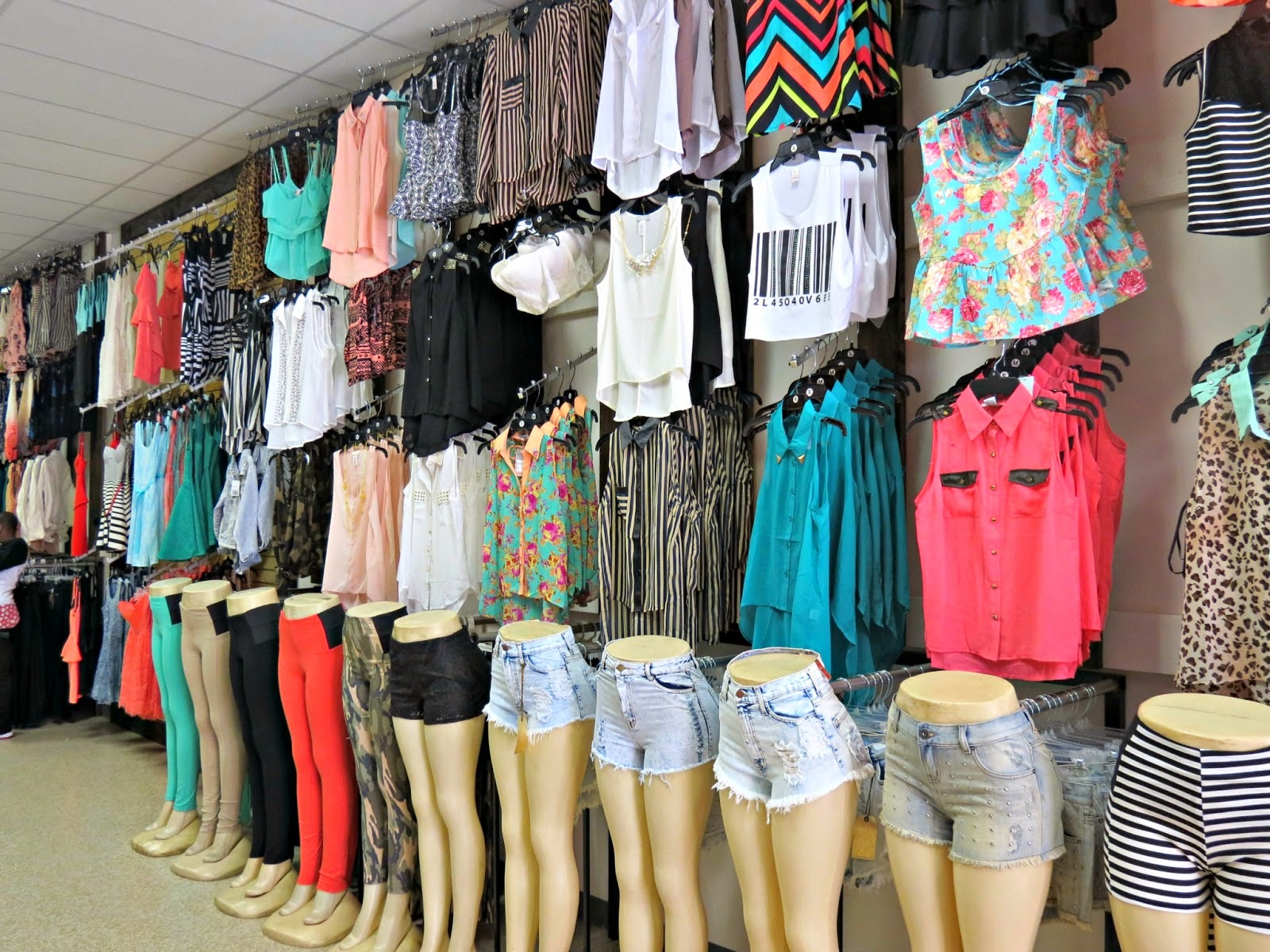 grosir baju murah di bandung