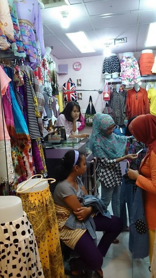 pusat grosir baju murah bandung