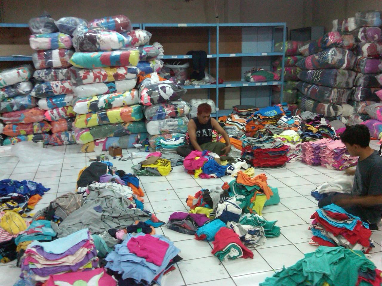 pusat grosir pakaian di bandung
