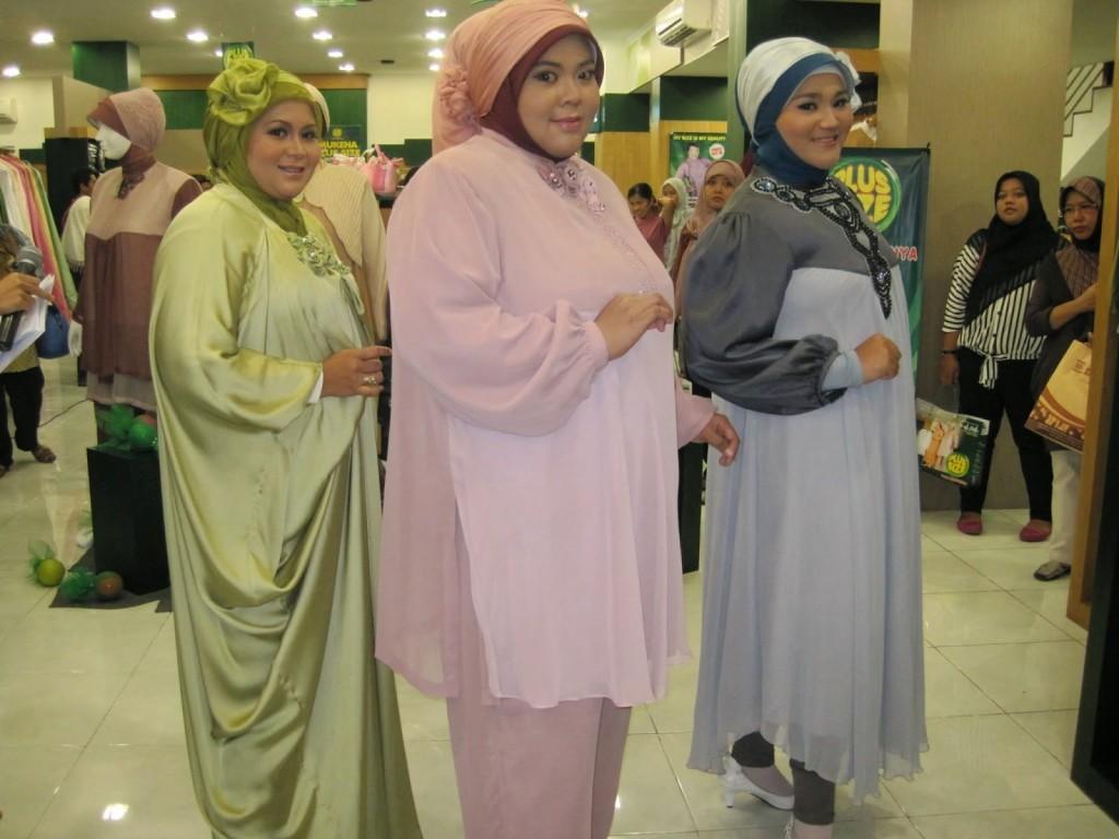 4 Tips Busana Muslim Wanita Gemuk