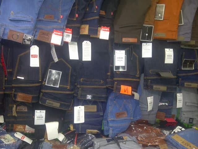 Grosiran Celana Jeans Harga Murah Berkualitas Di Pekalongan