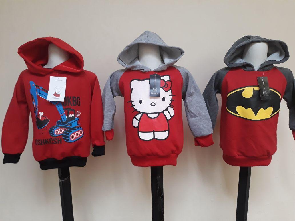 Pusat Grosir Cimahi Sentra Grosir Sweater Anak Karakter Murah Bandung 20Ribu