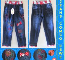 Konveksi Celana Jeans Comco Cewe Murah Bandung