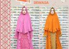 Distributor Gamis Wolfis Dewasa Syari Murah Bandung