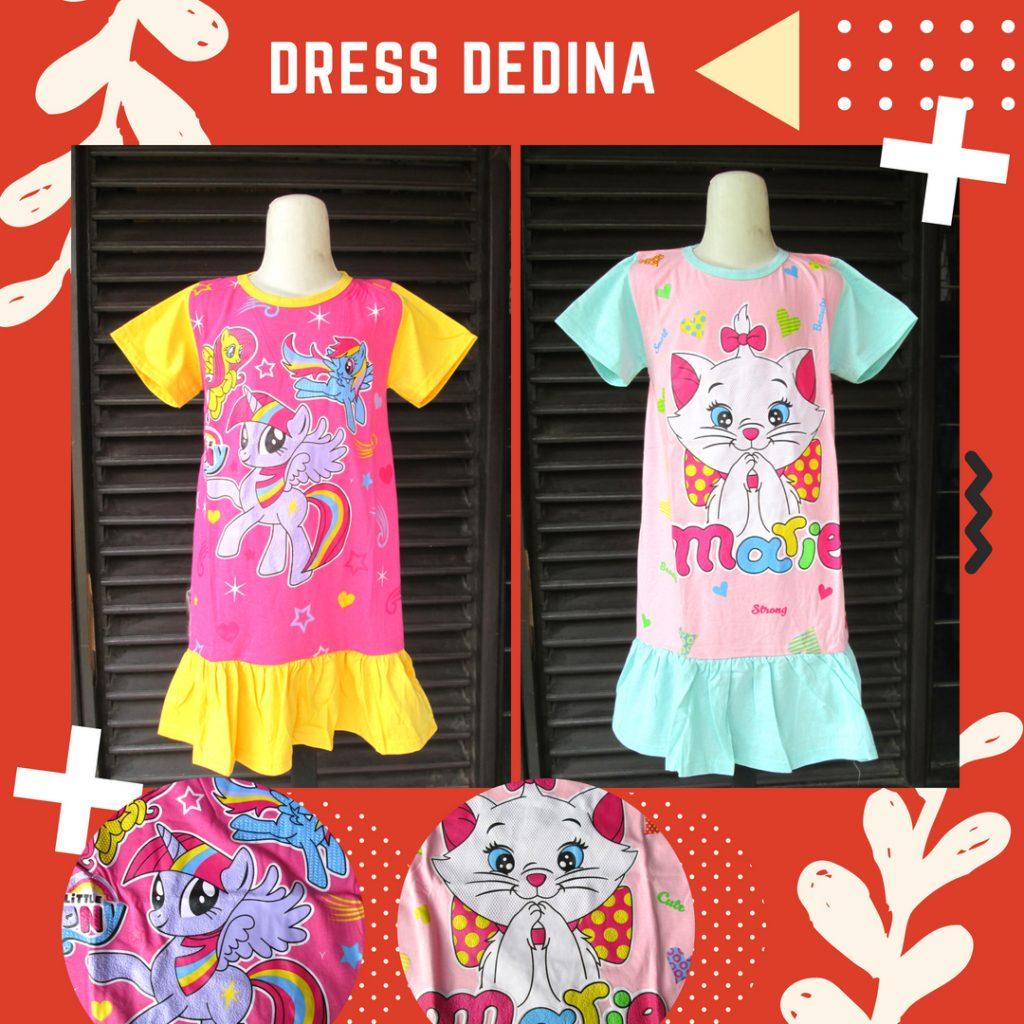 Pusat Grosir Cimahi Distributor Baju Anak Perempuan Karakter Murah Cimahi Mulai Rp.18.500