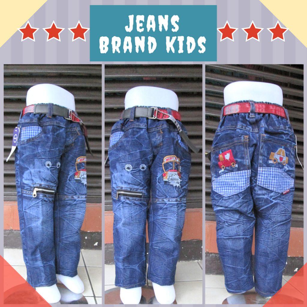 Pusat Grosir Cimahi Konveksi Celana Jeans Brand Kids Anak Laki Laki Murah Cimahi 45Ribu