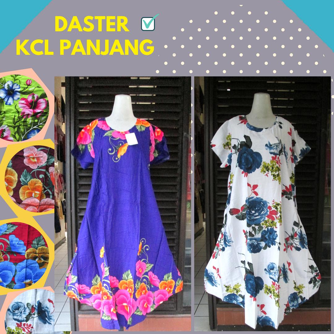 Pusat Grosir Cimahi Produsen Daster KCL Panjang Dewasa Murah 33Ribu Cimahi