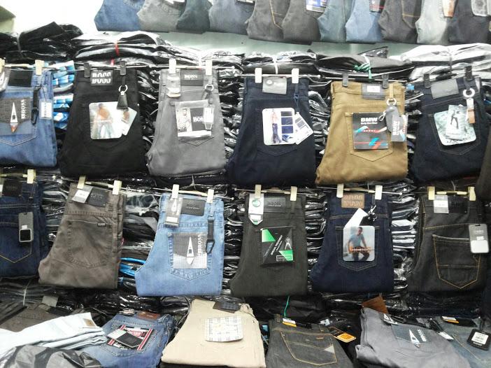 PUSAT GROSIR PAKAIAN MURAH CIMAHI BANDUNG Grosiran Celana Jeans Murah di Bandung dan Pekalongan