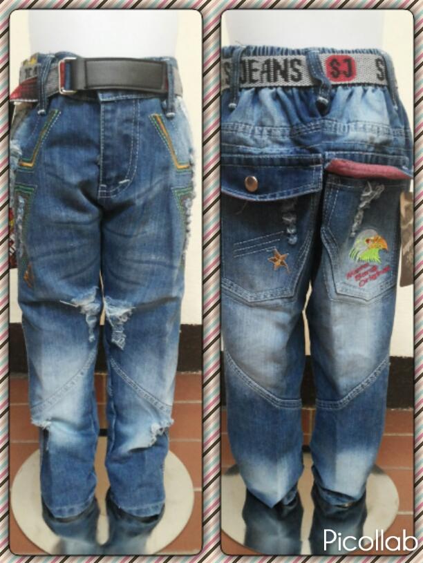 Pusat Grosir Cimahi Pusat Grosir Celana Jeans Brand Kids Anak Murah 45Ribu