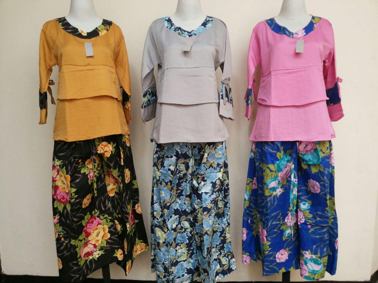 Pusat Grosir Cimahi Grosir Setelan Kulot Wanita Dewasa Termurah Bandung 60Ribu