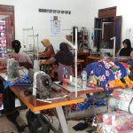 Pusat Grosir Cimahi Konveksi Mukena Batik Lukis Dewasa Termurah di Cimahi 75Ribu