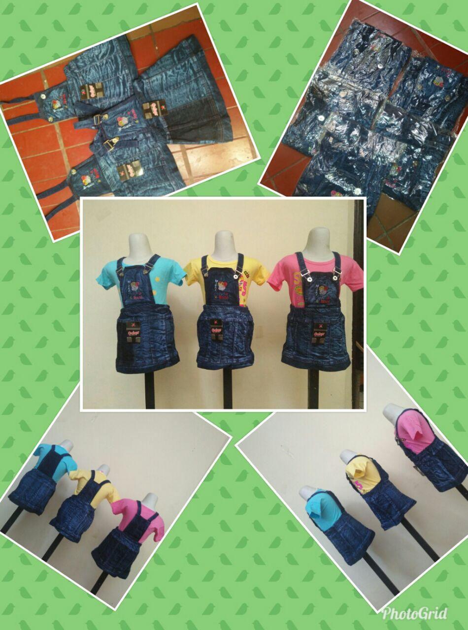 Pusat Grosir Cimahi Sentra Grosir Wearpack Jeans Anak Perempuan Murah Bandung 20Ribu