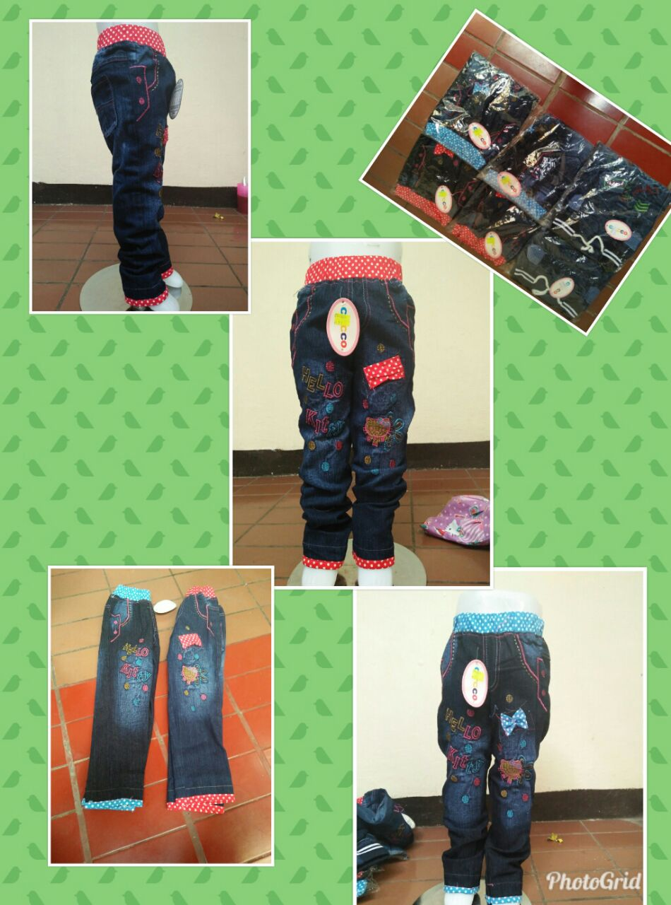 Pusat Grosir Cimahi Grosir Celana Jeans Cimco Anak Perempuan Murah Bandung 35Ribu