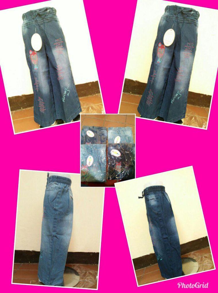 Pusat Grosir Cimahi Pusat Grosir Kulot Jeans Cimco Anak Murah 34ribuan