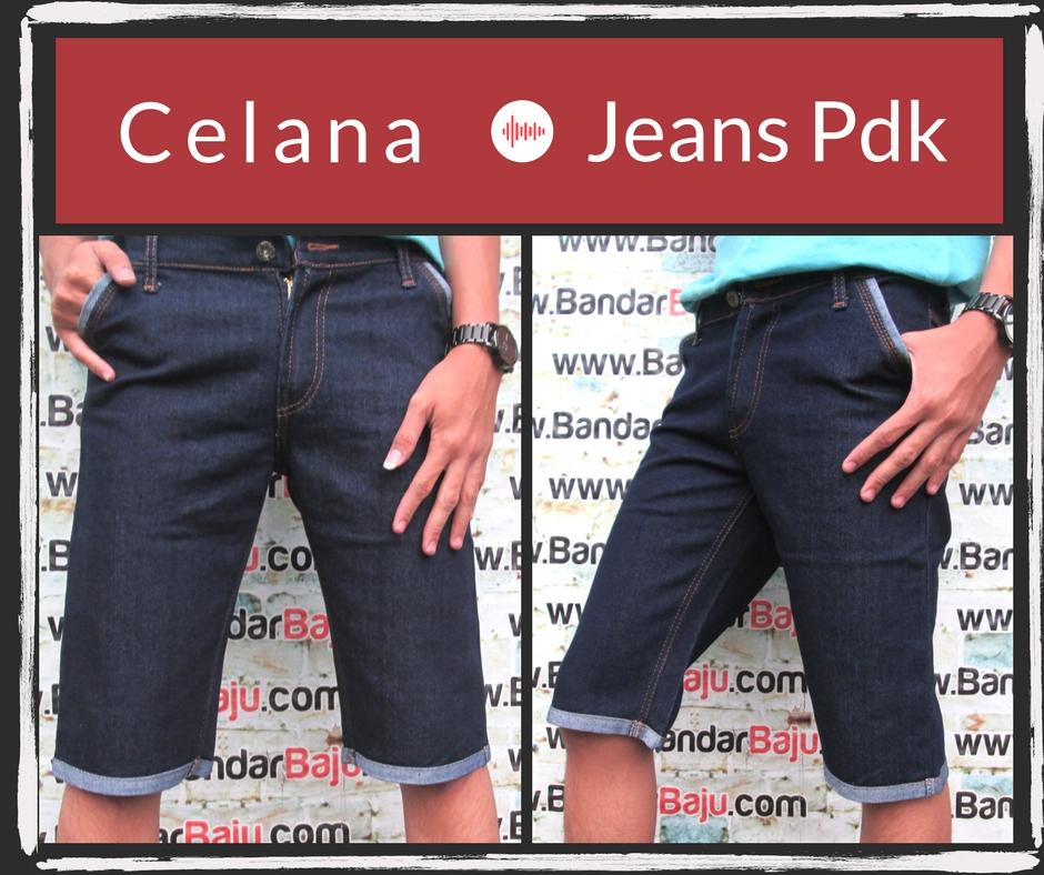 Pusat Grosir Cimahi Produsen Celana Jeans Pendek Dewasa Murah Cimahi Rp.39.500