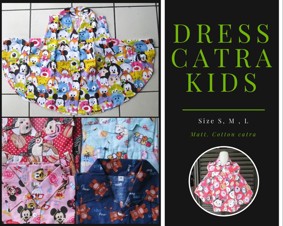 Pusat Grosir Cimahi Agen Dress Catra Kids Karakter Murah Cimahi 22Ribu
