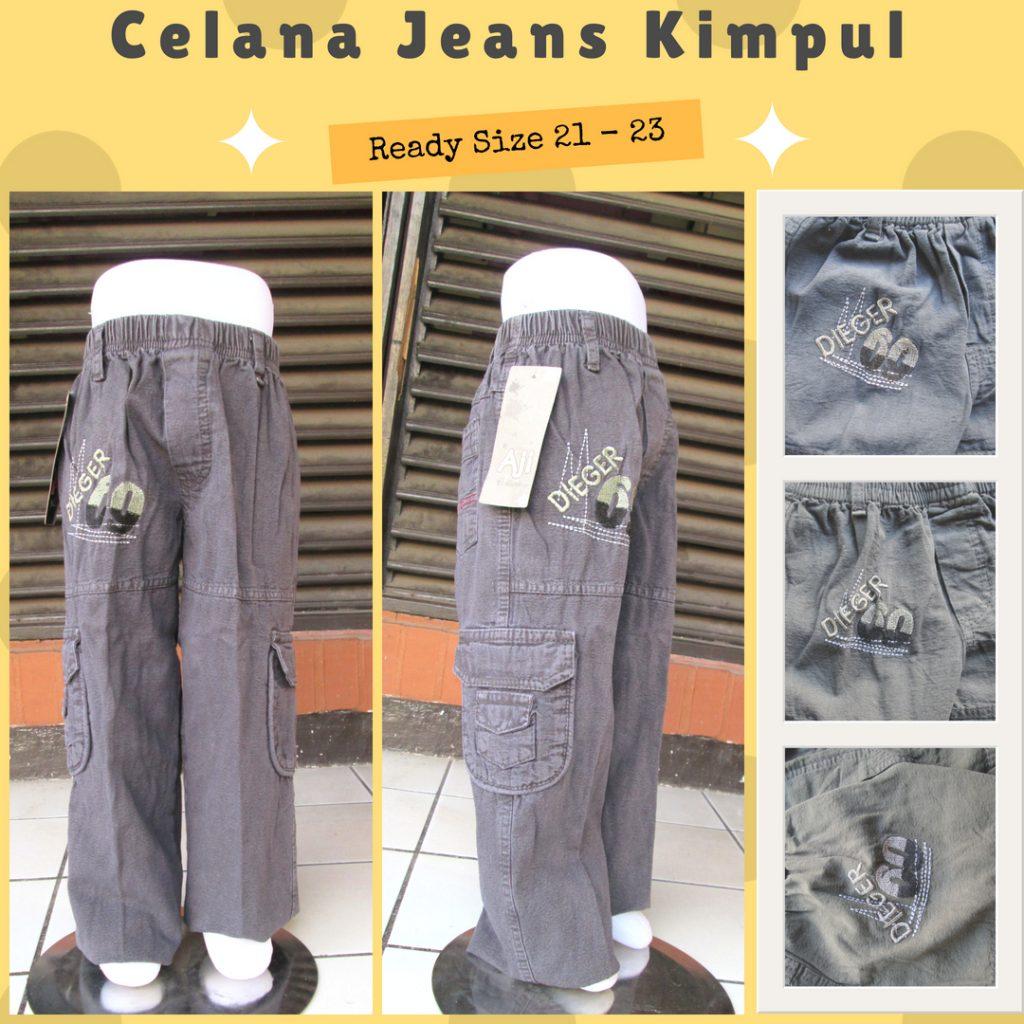 PUSAT GROSIR PAKAIAN MURAH CIMAHI BANDUNG Sentra Grosir Celana Jeans Kimpul Anak Laki Laki Murah Cimahi 35Ribu