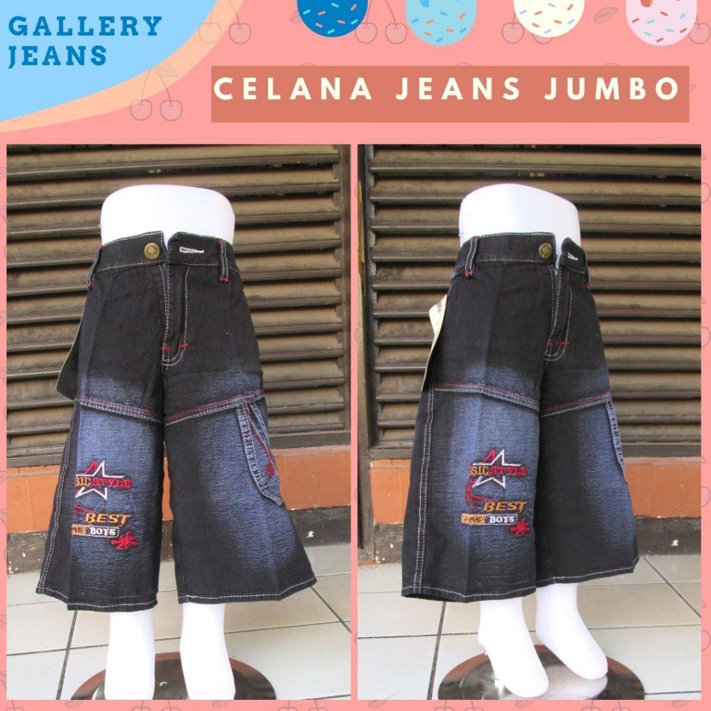 Pusat Grosir Cimahi Supplier Celana Jeans Jumbo Anak Laki Laki Murah di Cimahi Rp.24.500