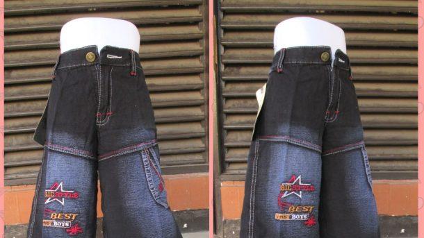 PUSAT GROSIR PAKAIAN MURAH CIMAHI BANDUNG Supplier Celana Jeans Jumbo Anak Laki Laki Murah di Cimahi Rp.24.500
