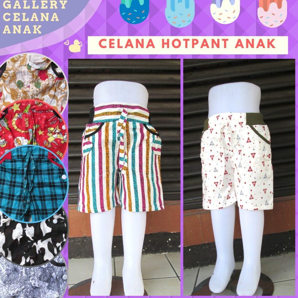 Pusat Grosir Cimahi Konveksi Celana Hotpant Anak Termurah di Cimahi Only 10Ribu