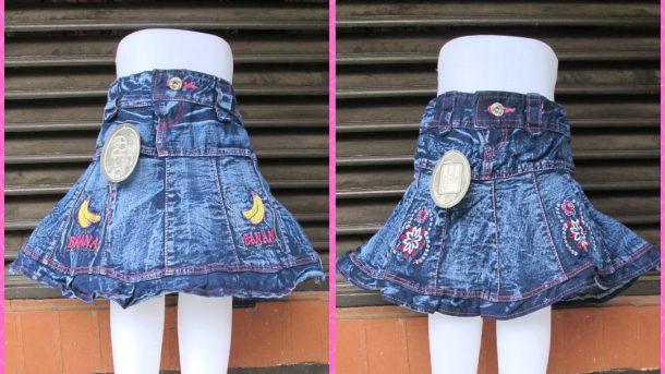 Pusat Grosir Cimahi Sentra Grosir Rok Jeans Anak Perempuan Murah di Cimahi 18Ribu