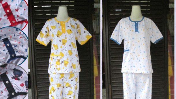 Pusat Grosir Cimahi Reseller Baju Tidur Katun Celana Panjang Termurah di Cimahi 31Ribu