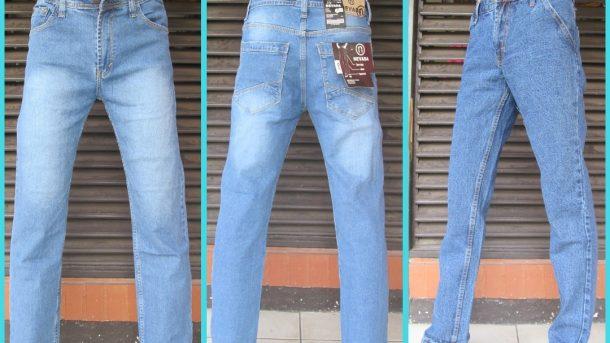 Pusat Grosir Cimahi Distributor Celana Jeans Denim Panjang Pria Dewasa Murah di Cimahi 60Ribu