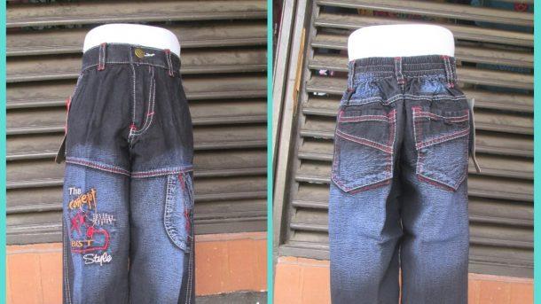 Pusat Grosir Cimahi Grosir Celana Jeans Panjang Anak Laki Laki Murah diCimahi Rp.25.500