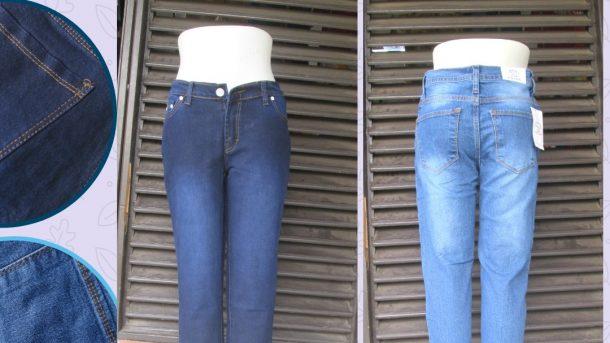 Pusat Grosir Cimahi Grosir Celana Jeans Prada Wanita Dewasa Terbaru Murah 56Ribu