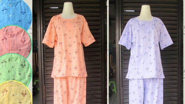 Pusat Grosir Cimahi Konveksi Baju Tidur Katun Cp Jumbo Dewasa Murah diCimahi Rp.32.500