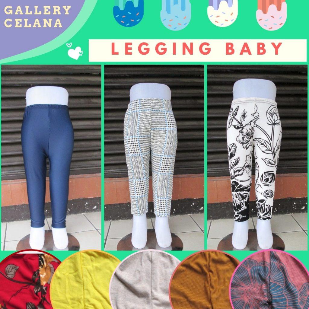 Pusat Grosir Cimahi Konveksi Celana Legging Baby Anak Perempuan Murah di Cimahi Only 4000!!!