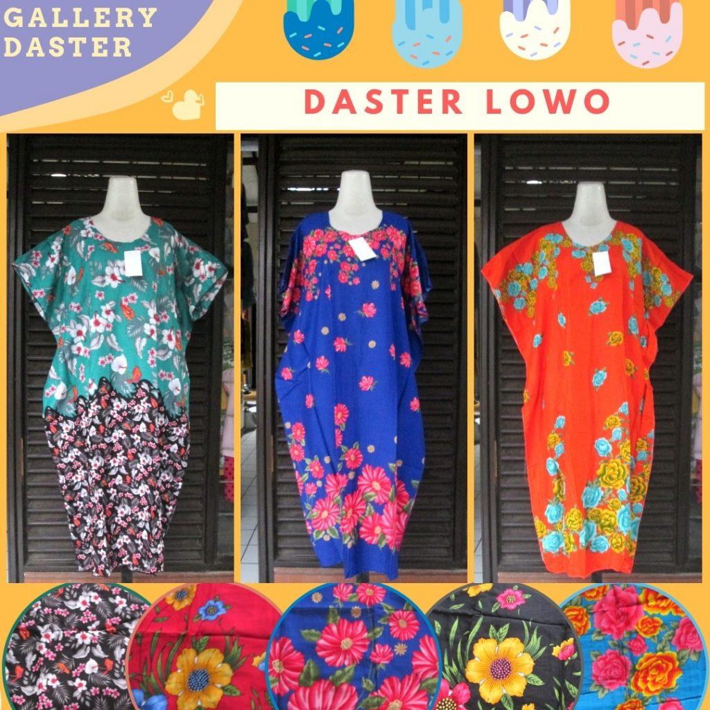 Pusat Grosir Cimahi Distributor Daster Lowo Wanita Dewasa Termurah di Cimahi Rp.32.500
