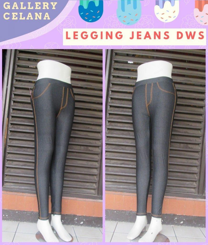 Pusat Grosir Cimahi Pabrik Celana Legging Jeans Dewasa Terbaru Murah di Cimahi 28Ribu