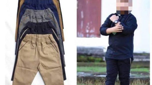 Pusat Grosir Cimahi Produsen Celana Chino Anak Laki Laki Murah di Cimahi HANYA 28Ribuan