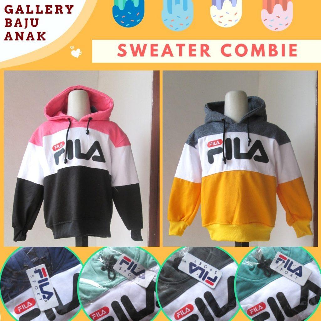 Pusat Grosir Cimahi Reseller Sweater Combie Anak Terbaru Murah di Bandung HANYA 22RIBUAN