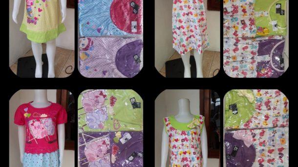 Pusat Grosir Cimahi Distributor Dress V3 Anak Perempuan Karakter Murah di Cimahi 26Ribuan