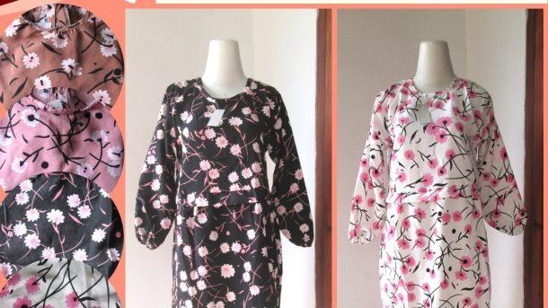 Pusat Grosir Cimahi Grosiran Tunik Monalissa Wanita Dewasa Trendy Termurah di Cimahi 36Ribuan