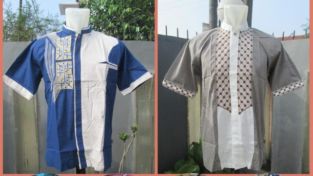 PUSAT GROSIR PAKAIAN MURAH CIMAHI BANDUNG Produsen Baju Koko Katun Faris Dewasa Termurah Di Cimahi 52Ribuan Saja