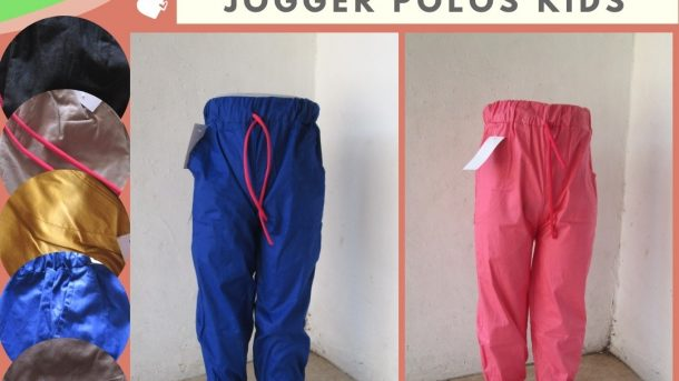 Pusat Grosir Cimahi Produsen Celana Jogger Polos Kids Anak Laki laki Murah di Bandung Hanya Rp.17.500