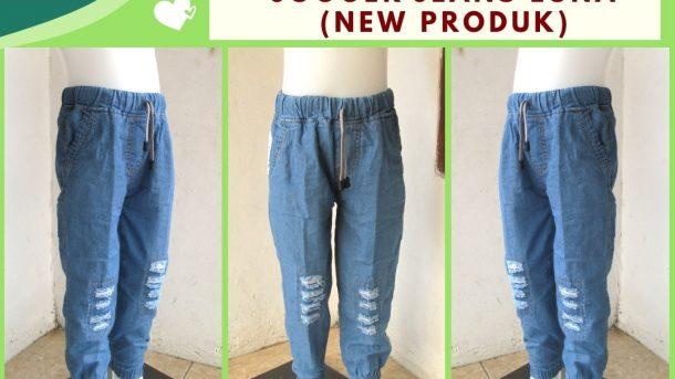 Pusat Grosir Cimahi Supplier Celana Jogger Jeans Luna Anak Tanggung Murah di CIMAHI 30RIBUAN