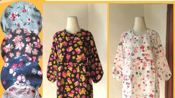 Pusat Grosir Cimahi Supplier Tunik Monalisa Wanita Dewasa Murah di Bandung Terbaru Murah di Cimahi 36RIBUAN