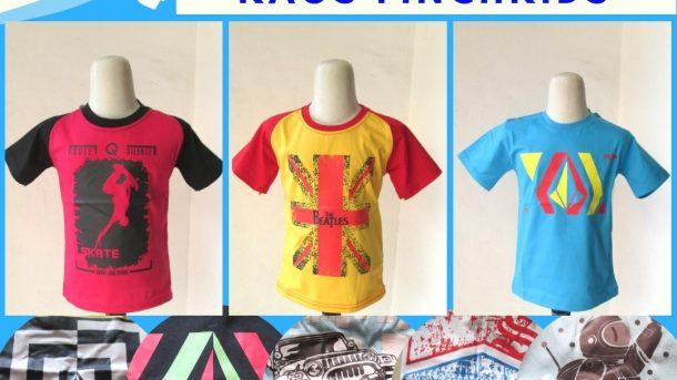 Pusat Grosir Cimahi Distributor Kaos FinchKids Anak Laki Laki Murah di Cimahi hanya 15RIBUAN