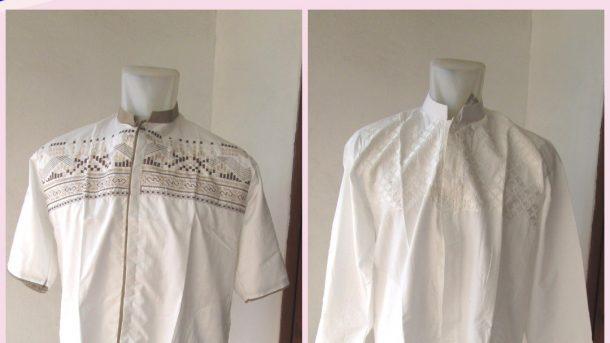PUSAT GROSIR PAKAIAN MURAH CIMAHI BANDUNG Konveksi Baju Koko Bordir Pria Dewasa Termurah Hanya 36RIBUAN di Cimahi