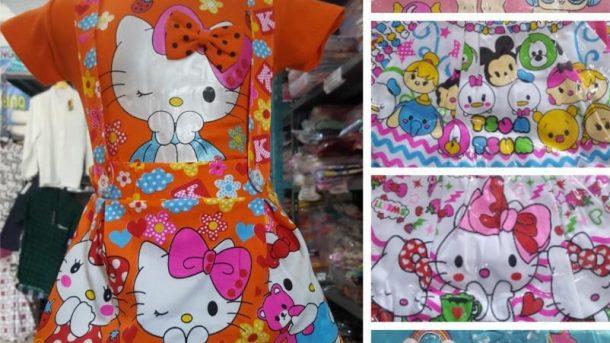 Pusat Grosir Cimahi Konveksi Dress Kodok Anak Perempuan Termurah di Cimahi Hanya 29RIBUAN!!!