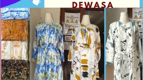 Pusat Grosir Cimahi Distributor Tunik Elsie Dewasa Murah di Bandung 38,000