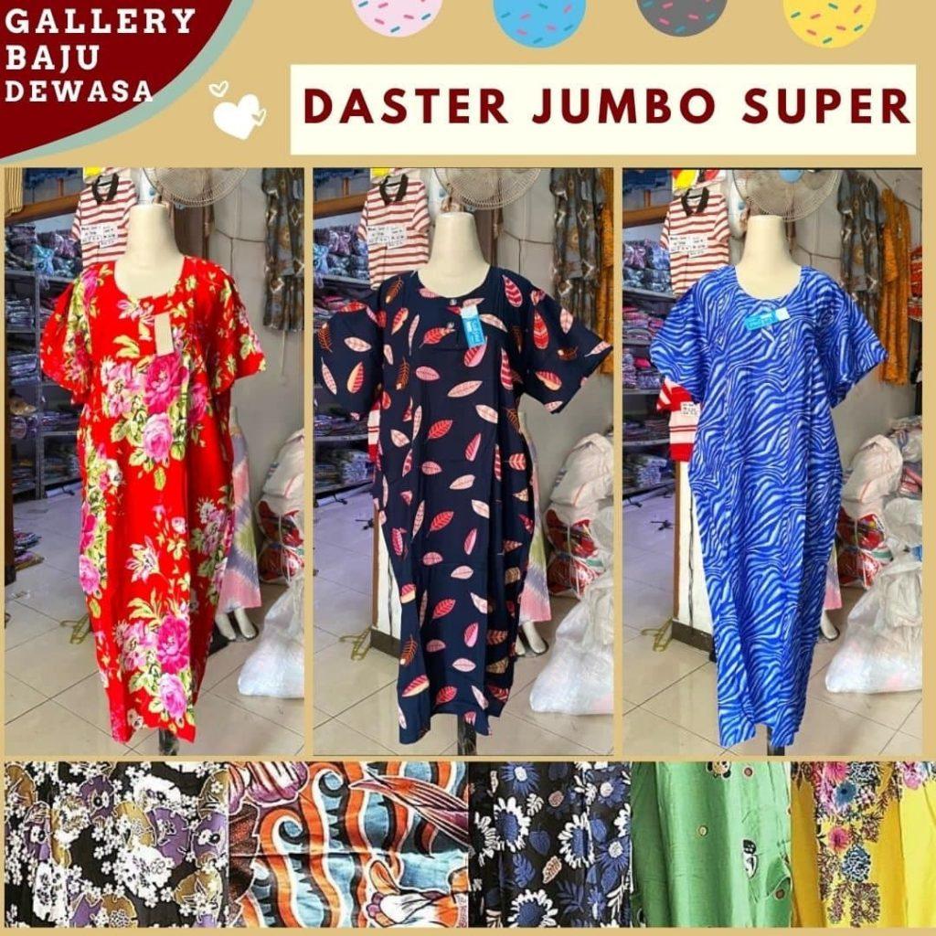 PUSAT GROSIR PAKAIAN MURAH CIMAHI BANDUNG Distributor Daster Jumbo Super di Bandung 30,000