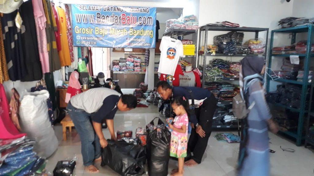PUSAT GROSIR PAKAIAN MURAH CIMAHI BANDUNG Distributor Daster Payung Klok (Jumbo) Rp. 36.500