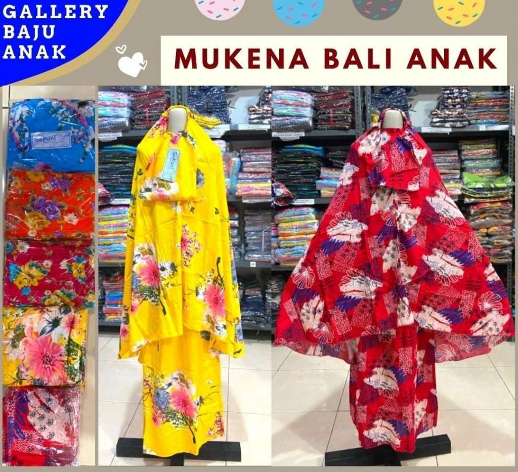 PUSAT GROSIR PAKAIAN MURAH CIMAHI BANDUNG Pabrik Mukena Bali Anak di Bandung Rp 49000
